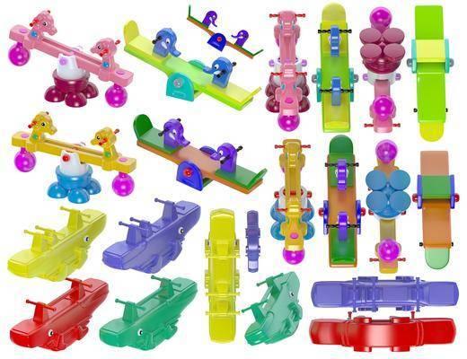 玩具, 运动器械