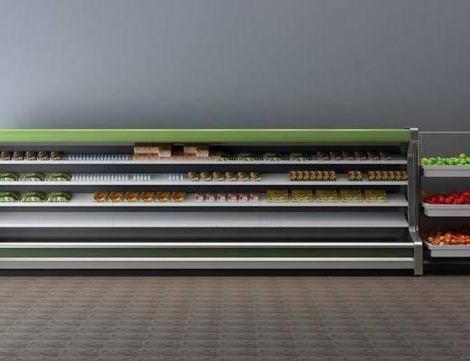 現代置物架, 置物架, 裝飾柜架, 果蔬架