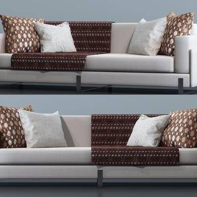 多人沙发, 双人沙发, 现代沙发