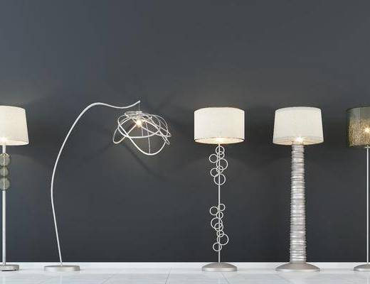 落地灯, 灯具, 灯具组合