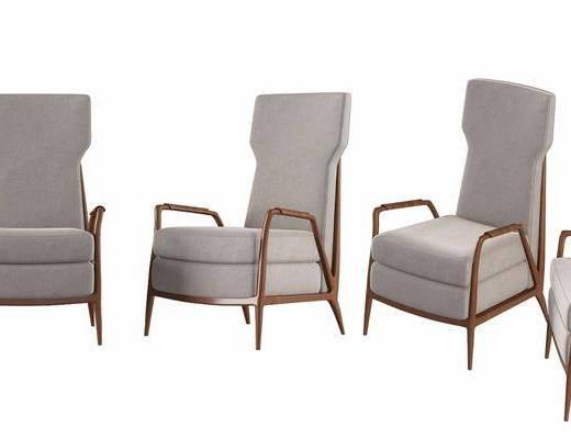 现代单椅, 椅子, 单椅, 现代