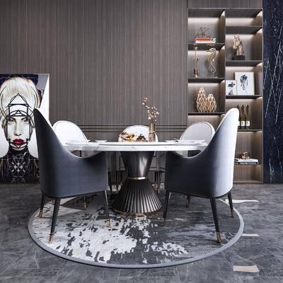 餐桌, 桌椅组合, 置物柜