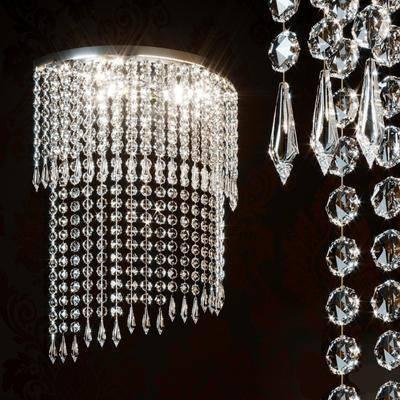 吊燈, 水晶吊燈, 現代吊燈, 藝術吊燈, 燈泡, 現代