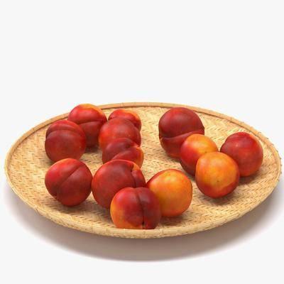 水果, 桃子, 现代