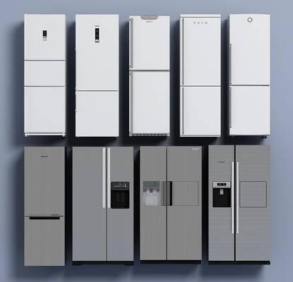 冰箱, 单体, 组合
