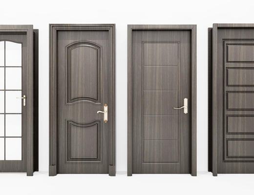 门, 门构件, 构件, 门板