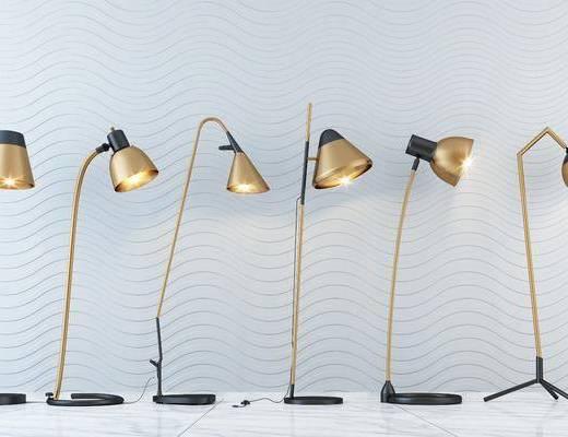 落地灯, 灯具组合, 灯饰