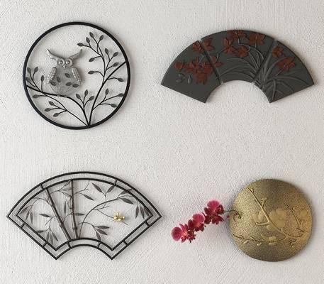 中式, 挂件, 墙饰