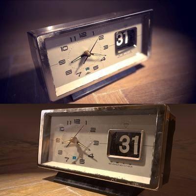 复古闹钟, 现代