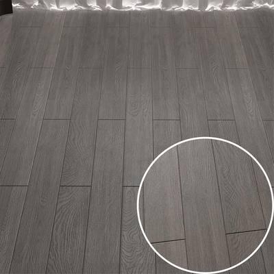 木地板, Vray材质, 工字木地板