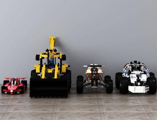 現代玩具, 玩具