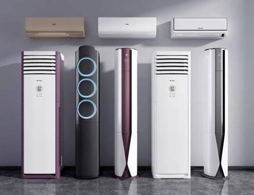 现代, 空调柜机, 单体