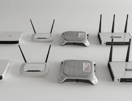 路由器, 电器, 家电设备