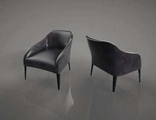 单人椅, 北欧