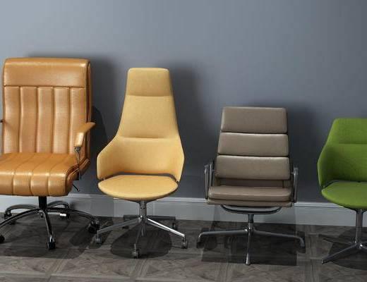 单椅, 办公椅, 休闲椅