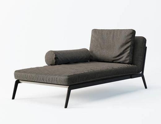 沙发椅, 单人椅, 休闲椅