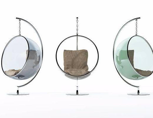 吊椅, 现代吊椅, 玻璃吊椅, 现代