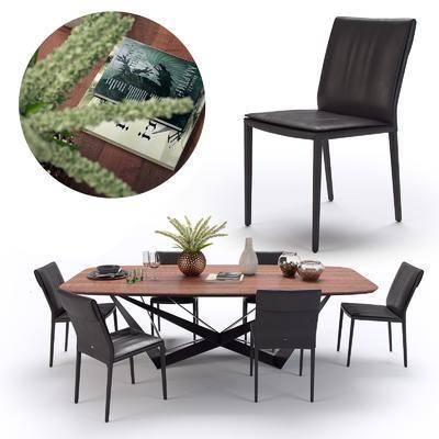 餐桌椅, 桌椅組合