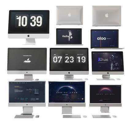 现代电影显示器