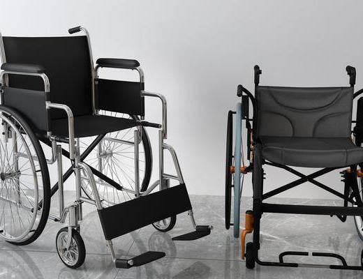 轮椅组合, 医疗器械, 现代
