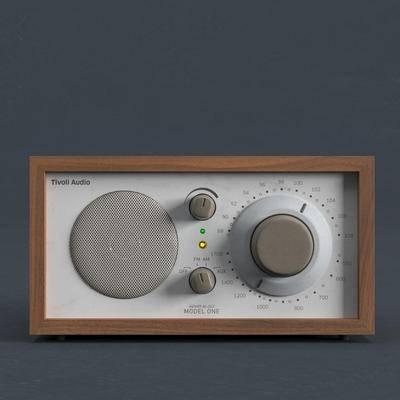 音响, 摆件, 现代
