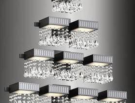 壁灯, 灯, 灯具, 水晶灯, 吊灯