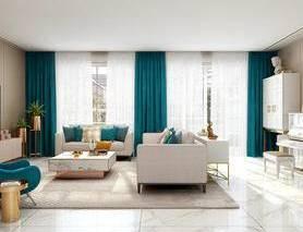 沙发组合, 沙发茶几组合, 现代客厅, 现代沙发, 客厅