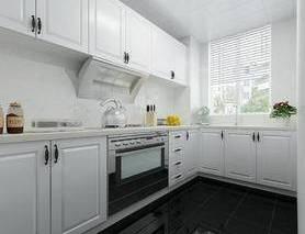 厨房, 厨具, 橱柜, 现代