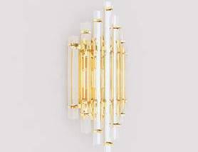 现代简约, 金色, 壁灯, 现代壁灯