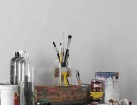 美术用品, 颜料, 画笔