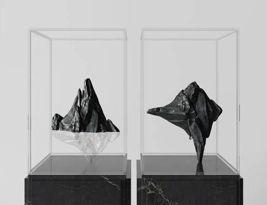 新中式雕塑, 雕塑饰品, 饰品, 雕塑雕刻