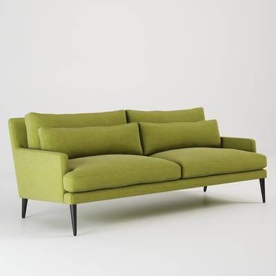 北欧沙发, 双人沙发, 沙发