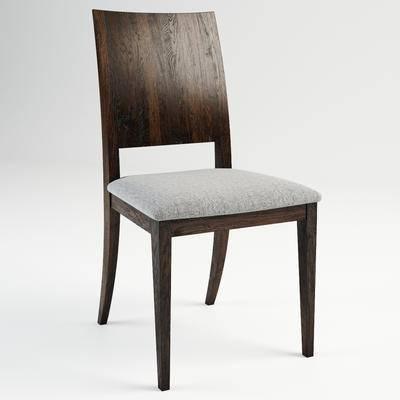 美式单椅, 复古单椅, 单椅