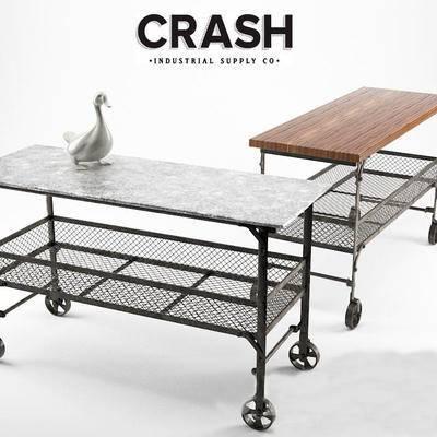 工業風邊幾, 邊幾, 邊桌