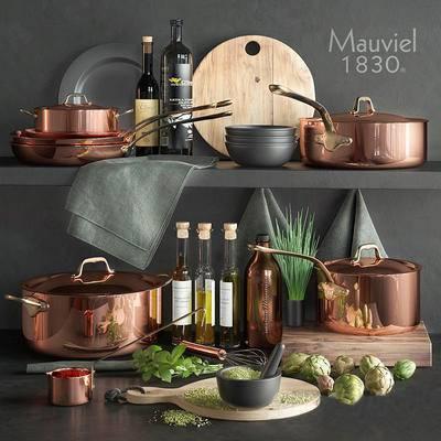 现代厨具, 厨具