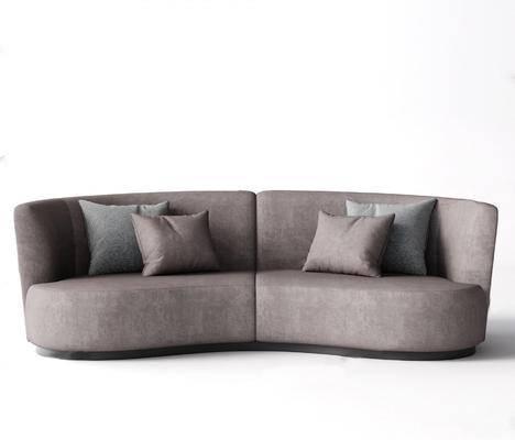 现代多人沙发, 多人沙发